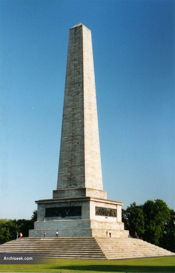 Wellington Monument, Phoenix Park, Dublin