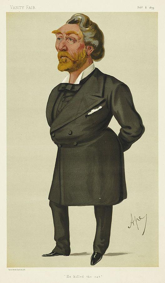 Sir Arthur Otway M.P.